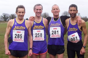 British Masters Cross Country Team